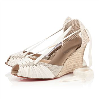 Christian Louboutin Cortico 80mm Wedges Classic