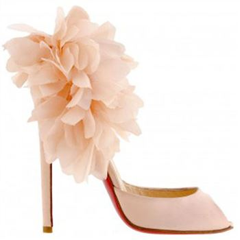 Christian Louboutin Carnaval 120mm Special Occasion Pink