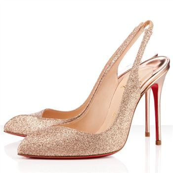 Christian Louboutin Corneille 100mm Special Occasion Nude