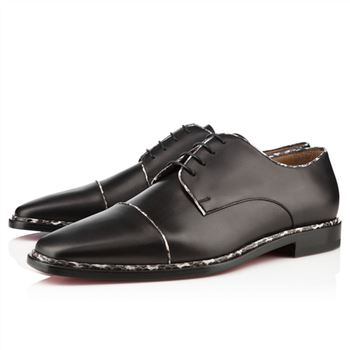Christian Louboutin Bruno Orlato Loafers Black