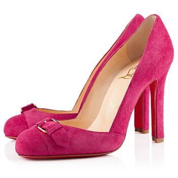 Christian Louboutin Lilibelt 100mm Pumps Pivoine