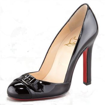 Christian Louboutin Lilibelt 100mm Pumps Black