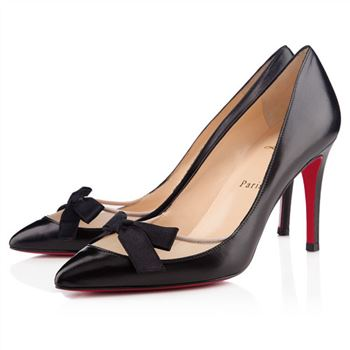 Christian Louboutin Love Me 80mm Pumps Black