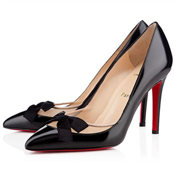 Christian Louboutin Love Me 100mm Pumps Black