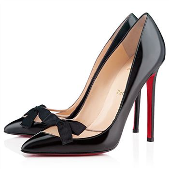 Christian Louboutin Love Me 120mm Pumps Black