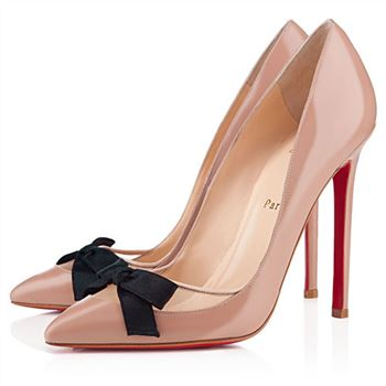 Christian Louboutin Love Me 120mm Pumps Nude