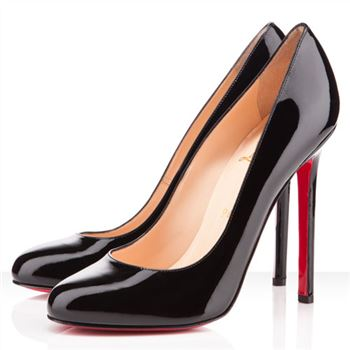 Christian Louboutin Lady Lynch 120mm Pumps Black