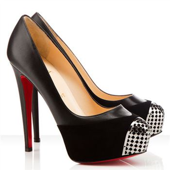 Christian Louboutin Maggie 140mm Pumps Black