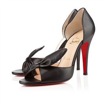 Christian Louboutin Livre 100mm Pumps Black