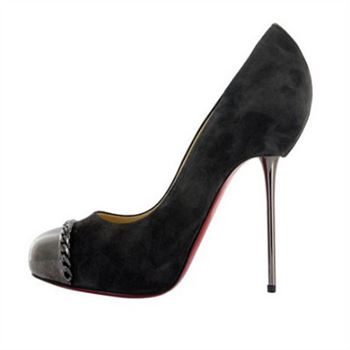 Christian Louboutin Metalipp 120mm Pumps Black